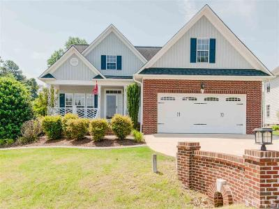 Knolls At The Neuse Single Family Home For Sale: 154 River Knoll Drive