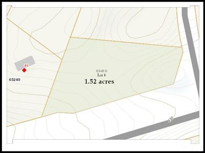 Chatham County Residential Lots & Land For Sale: 35 Miles Branch Road