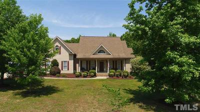 Franklinton Single Family Home For Sale: 45 Siltstone Drive