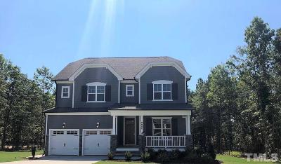Wake Forest Single Family Home For Sale: 8804 Sprouted Lane #20