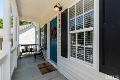 Single Family Home For Sale: 1721 E Lenoir
