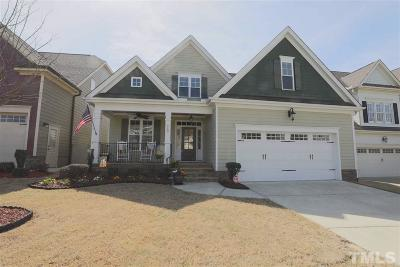 Cary Single Family Home For Sale: 112 Bancroft Brook Drive