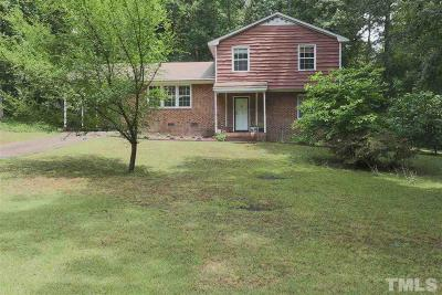 Knightdale Single Family Home Contingent: 303 Milburnie Road