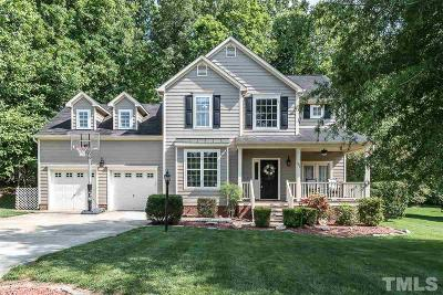 Mebane Single Family Home Pending: 402 Great Smokey Mountain Drive