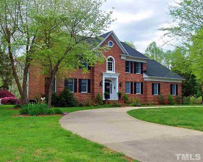 Mebane Single Family Home Pending: 3161 Fieldstone Lane