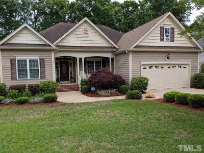 Fuquay Varina Single Family Home For Sale: 934 Lukestone Drive