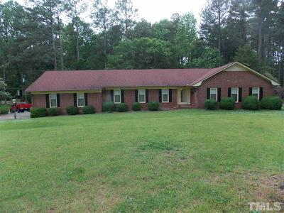 Single Family Home For Sale: 1610 Summitt Road