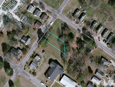 Dunn Residential Lots & Land For Sale: 2 N Washington Avenue
