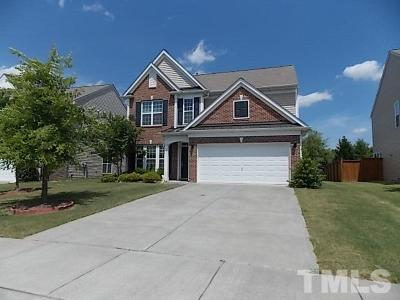 Morrisville Rental For Rent: 1008 Fulbright Drive