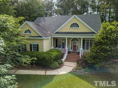Wake Forest Single Family Home For Sale: 1104 Federal House Avenue