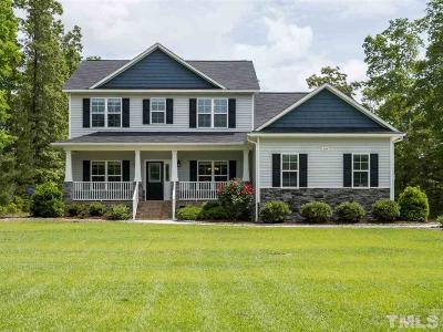 Sanford Single Family Home For Sale: 204 Greenwich Drive