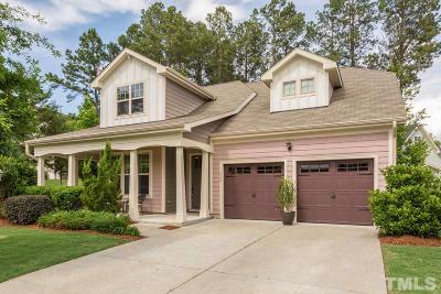 Wake Forest Single Family Home For Sale: 1116 Little Turtle Way