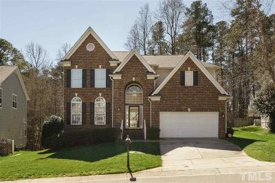 Raleigh Single Family Home For Sale: 1728 Wysong Court