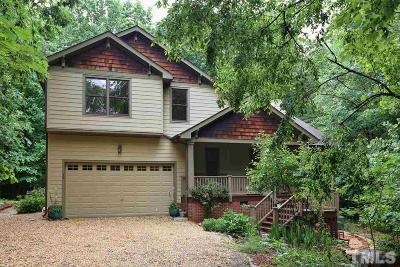 Pittsboro Single Family Home For Sale: 20 Hamlet Grove Drive