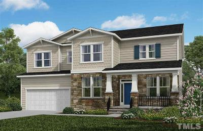Apex Single Family Home For Sale: 8516 Virgils Farm Road