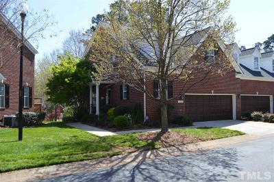 Cary Rental For Rent: 151 Prestonian Place