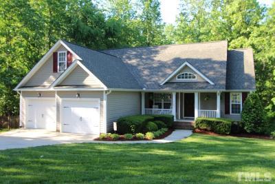 Franklinton Single Family Home Contingent: 4125 Geneva Drive