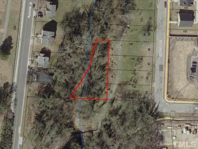 Wake County Residential Lots & Land For Sale: 1352 Bright Hope Street