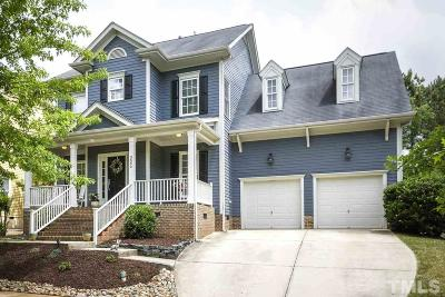 Holly Springs Single Family Home For Sale: 225 Brookberry Road