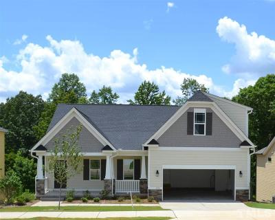 Garner Single Family Home For Sale: 790 Airedale Trail