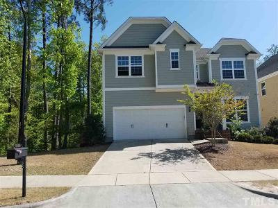 Cary Single Family Home For Sale: 3428 Schooner Drive