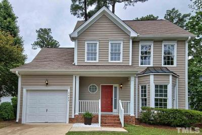 Wake County Single Family Home Pending: 2409 Clerestory Place