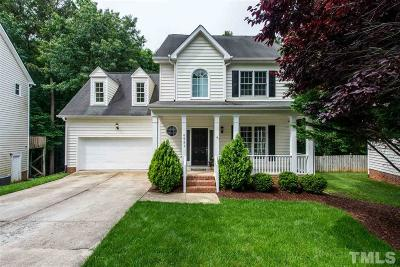 Raleigh Single Family Home For Sale: 6921 Lamarsh Court