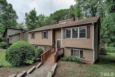 Durham County Single Family Home For Sale: 3634 Shrewsbury Street