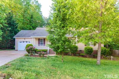 Willow Spring(s) Single Family Home For Sale: 1909 Middle Ridge Drive