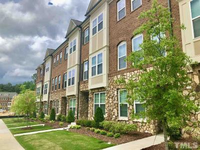 Townhouse For Sale: 809 Bankston Woods Way #80