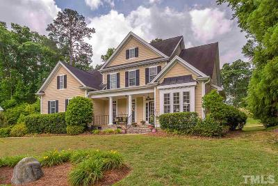 Fuquay Varina Single Family Home For Sale: 4729 Linaria Lane