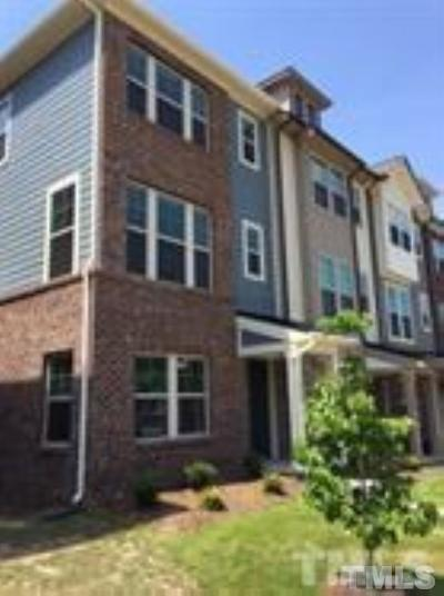 Apex Rental For Rent: 1436 Providence Green Lane