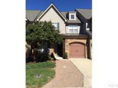 Cary Rental For Rent: 307 Sunstone Drive