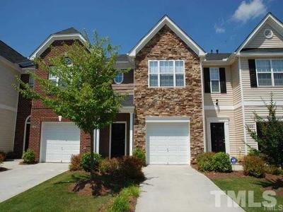 Morrisville Rental For Rent: 960 Shining Wire Way