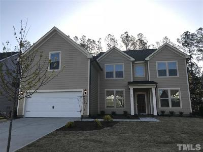 Holly Springs Rental For Rent: 133 Red Bark Court