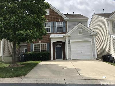 Morrisville Rental For Rent: 507 Caraleigh Court