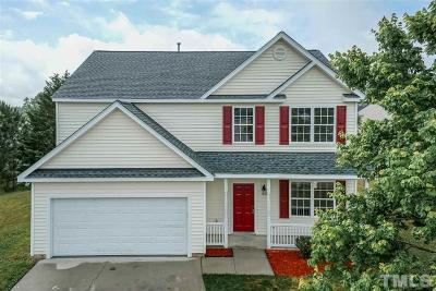 Raleigh Single Family Home For Sale: 4914 Little Bud Lane