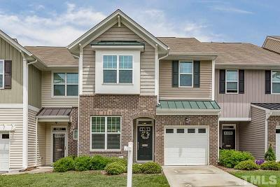 Raleigh NC Townhouse For Sale: $249,900