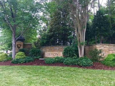 Raleigh Residential Lots & Land For Sale: 1001 Clovelly Court