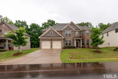 Youngsville Single Family Home For Sale: 45 Olde Liberty Drive