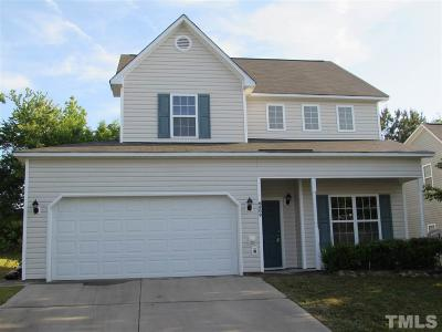 Raleigh NC Single Family Home For Sale: $184,900