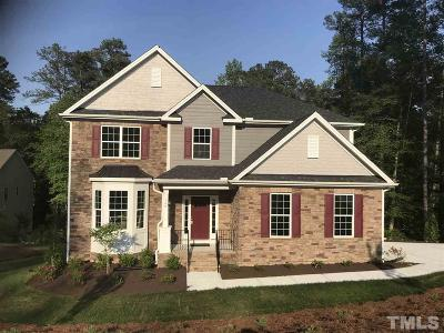 Chapel Hill Single Family Home For Sale: 166 Victory Park Drive #9
