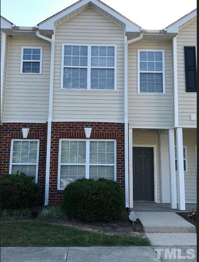 Raleigh Rental For Rent: 1816 Eagle Beach Court