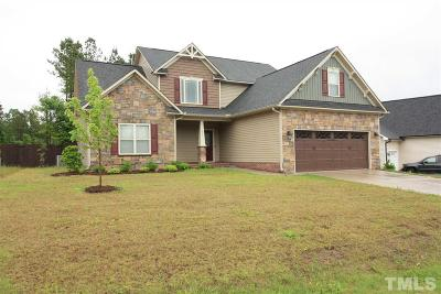 Clayton Single Family Home For Sale: 257 Summit Overlook Drive