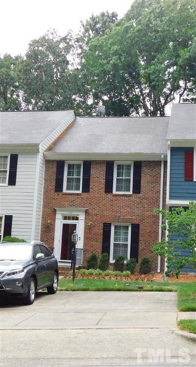 Raleigh Rental For Rent: 7705 Heathfield Drive