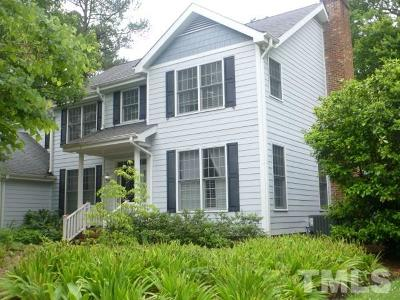 Chapel Hill Single Family Home For Sale: 2111 Ridgefield Drive
