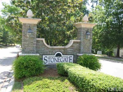 Wake Forest Single Family Home Pending: 2437 Slate Rock Drive #493
