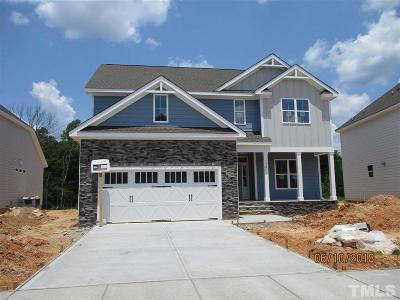 Holly Springs Single Family Home For Sale: 120 Virginia Creek Drive
