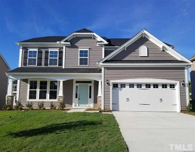 Knightdale Single Family Home For Sale: 4708 Broad Falls Lane #Lot 139
