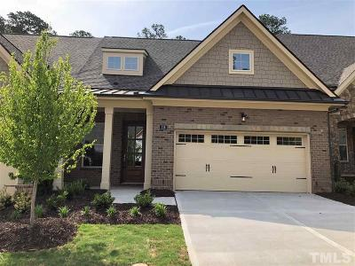 Wake County Townhouse Pending: 146 Glenpark Place #38
